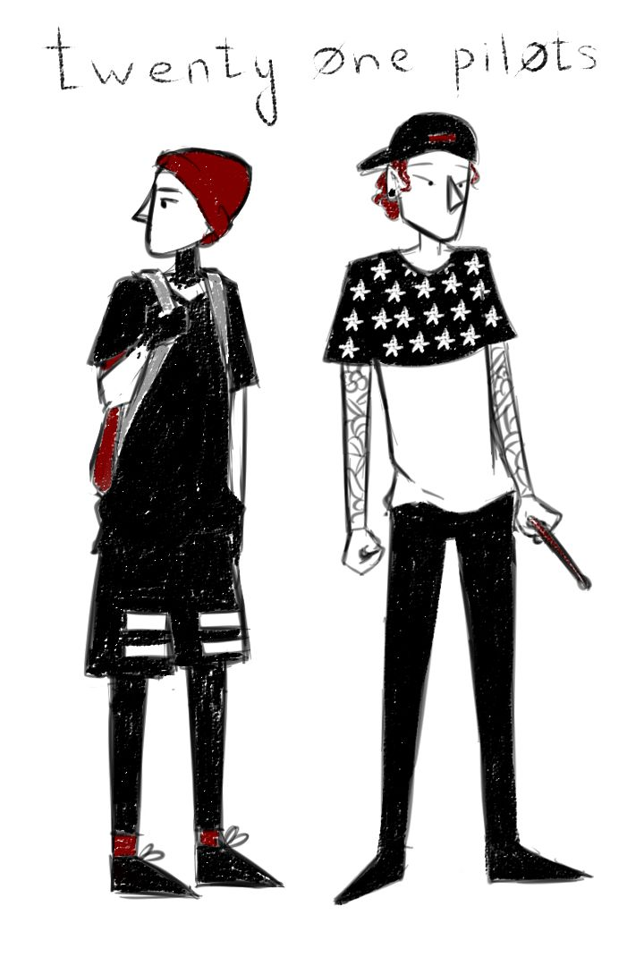 Twenty one pilots by theplag on deviantart twenty one for Twenty one pilots