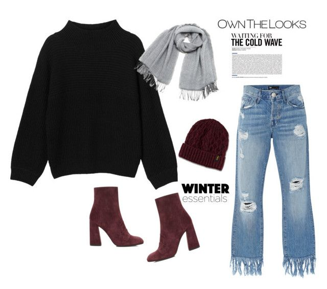 winter by fdshahnaz on Polyvore featuring polyvore, fashion, style, Monki, 3x1, Stuart Weitzman, Vero Moda, Dr. Martens and clothing