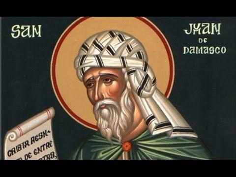 San Juan Damasceno, 4 de Diciembre, Vidas Ejemplares