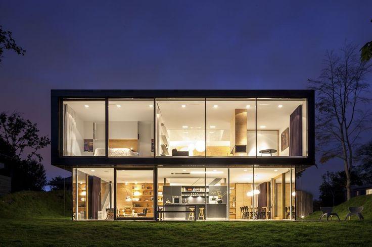 Gallery of Villa V / Paul de Ruiter Architects - 20