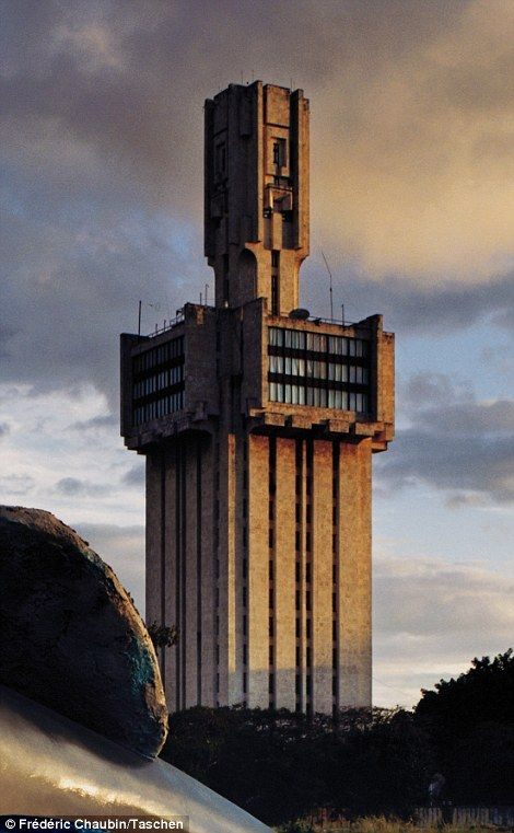 Alien architecture: The crazy space-age superstructures that signalled the downfall of the Soviet Union  Read more: http://www.dailymail.co.uk/news/article-2242738/The-space-age-superstructures-signalled-downfall-Soviet-Union.html#ixzz2kC72Qg4A  Follow us: @MailOnline on Twitter | DailyMail on Facebook
