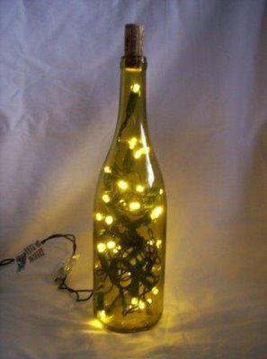 vánoční lampička