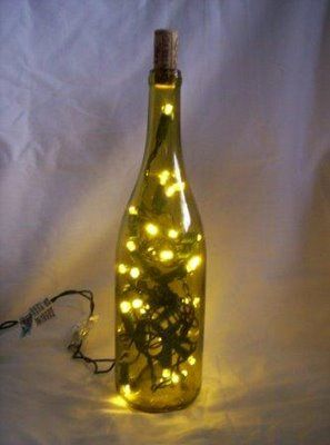 wine bottle crafts
