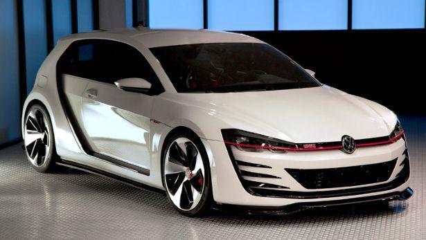 vw golf gti concept car 503 bhp 4wd would love. Black Bedroom Furniture Sets. Home Design Ideas