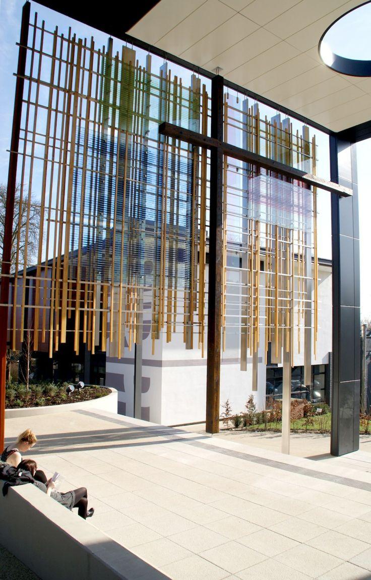 Edifício de Ensino St. Alphege / Design Engine Architects Ltd Cortesia de Design Engine Architects Ltd