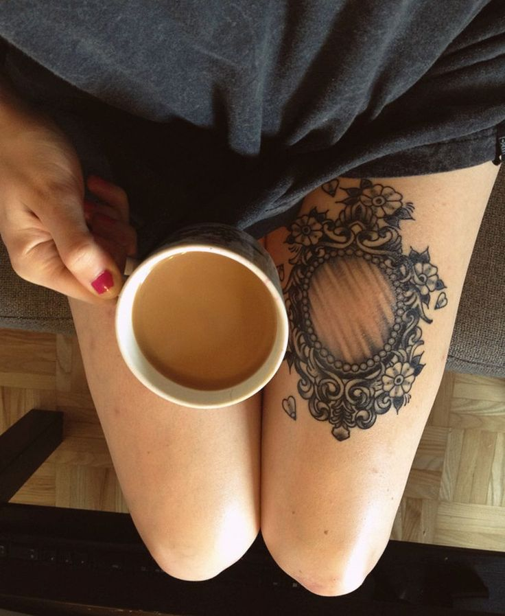baroque tattoo style 4