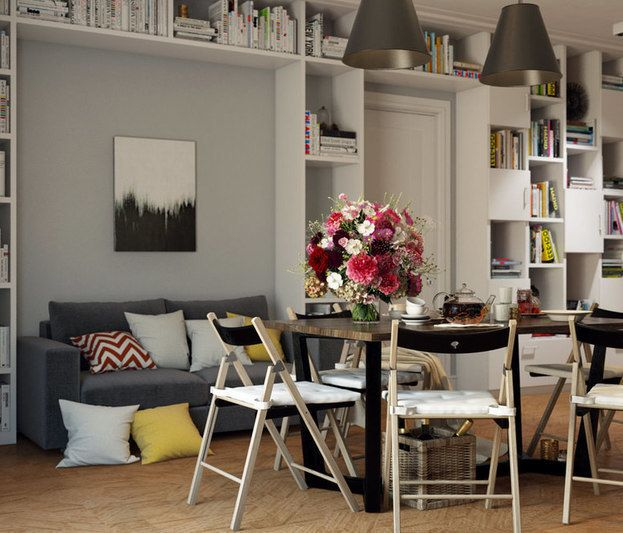 36 вещей для небольшой квартиры, которые можно сложить