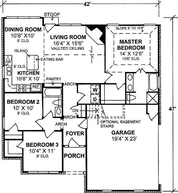 32 best craftsman homes images on pinterest craftsman for Kentucky dream homes floor plans