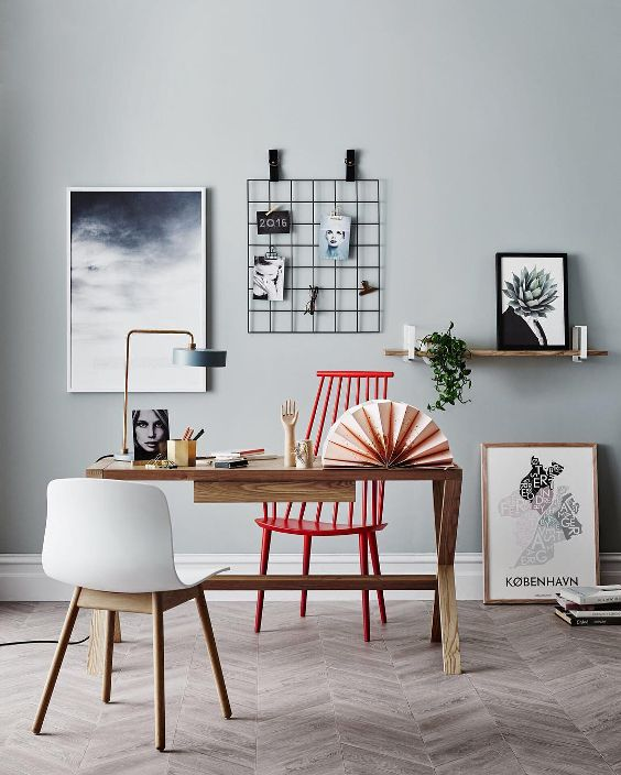 7 INSPIRATIONS FOR RED CHAIRS ➤ PROJECT INSIDE