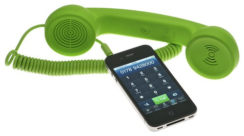 PLEASE !!! POP! Handset - eclectic - home electronics - A+R