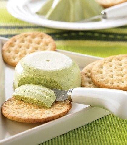 """Prepara un delicioso """"Mousse de cilantro"""" para cuando tengas invitados en casa...:"""