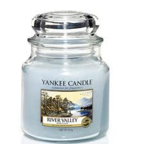 Yankee Candle  River Valley  Housewarmer Jar