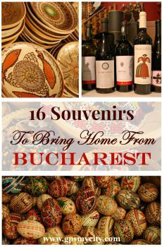 What to buy in Bucharest? Listed in this article are some of the things, distinctly Romanian, fit to make an ideal and rather unique souvenir from Bucharest.