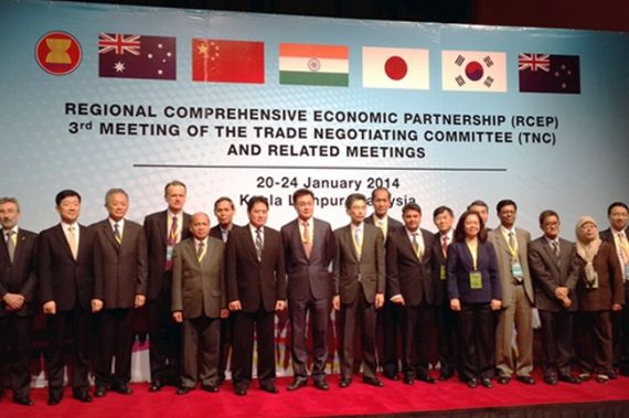 The seventh round of talks, which will happen in Thailand, for the Regional Comprehensive Economic Partnership in February will focus to resolve issues related to goods and services for the benefit of all member Nation. #RegionalComprehensiveEconomicPartnership