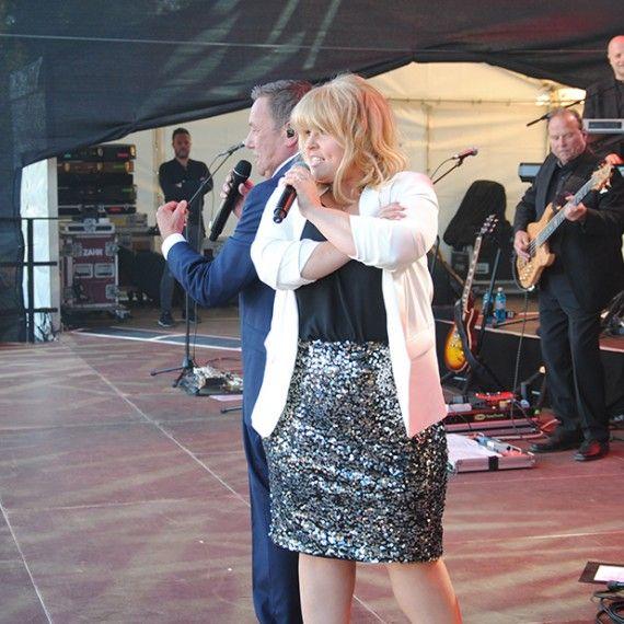 Roland Kaiser & Maite Kelly | Sundkonzerte 2016 in Stralsund | haus neuer medien