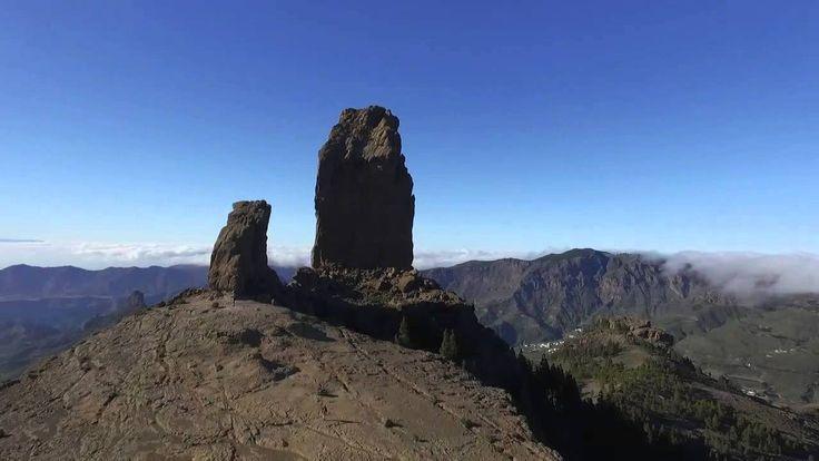 Gran Canaria a vista de Drone http://alquilercochesgrancanaria.soloibiza.com/gran-canaria-vista-drone/ #grancanaria