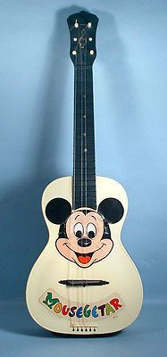 1960s-Mousegetar-Mickey-Mouse-Club-Carnival-Toy-Guitar-Walt-Disney-TV-Series