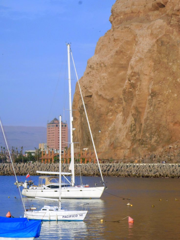 Club de yates Arica- Chile
