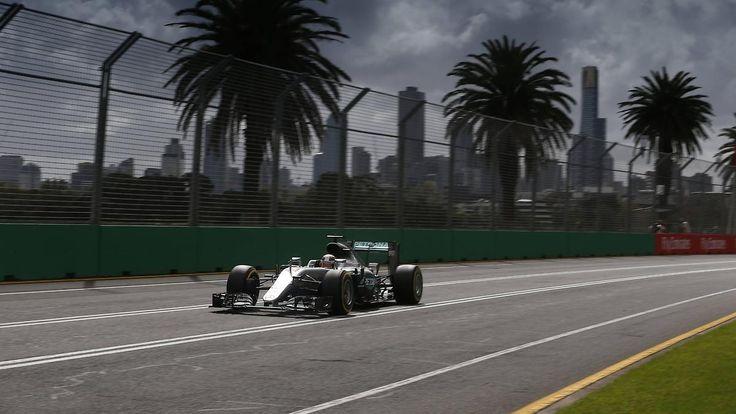 Start der Formel-1-Saison: Hamilton sichert sich Pole Position