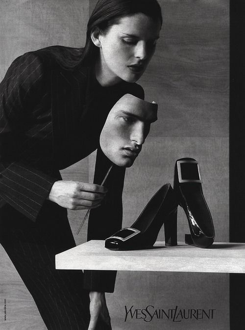 menscampaigns:    Yves Saint Laurent Fall 1999