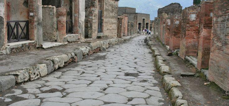 Información para visitar las ruinas de Pompeya - http://www.absolutitalia.com/informacion-para-visitar-las-ruinas-de-pompeya/