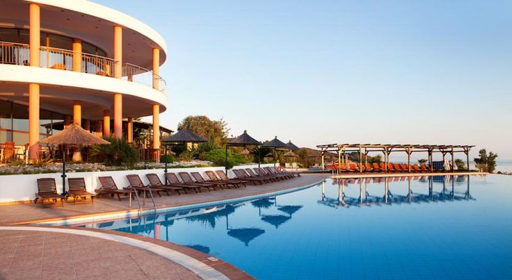 How Alia Palace Luxury Hotel and Villas Makes You a Better Traveler #greece #pool #terrace