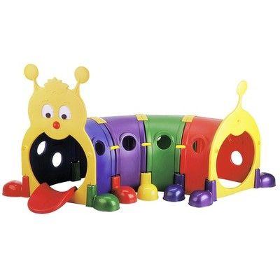 Kids Play Tunnel Playground Daycare Preschool Climbing Gym Indoor Outdoor Toy on eBay!