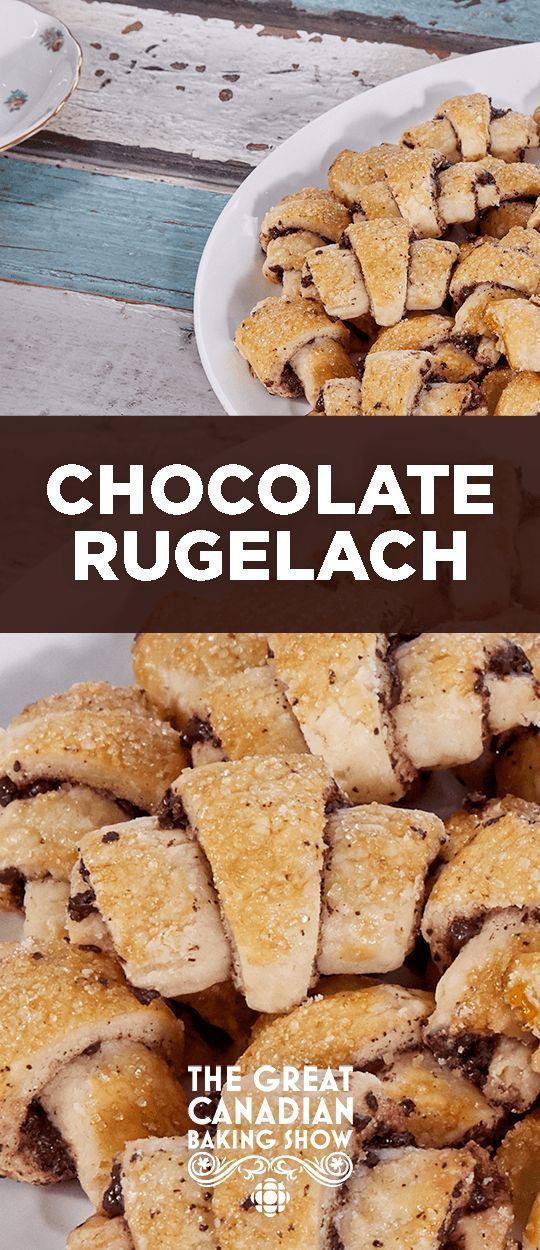 Chocolate Reugalach