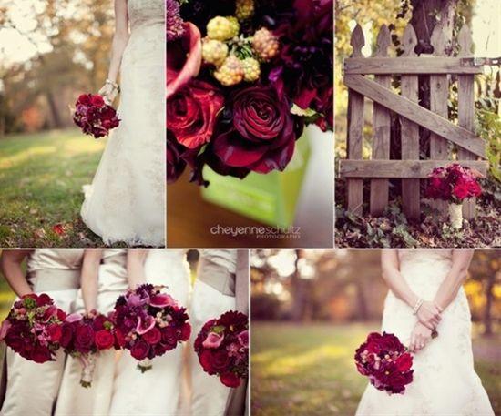 Top 25 Best Beige Wedding Ideas On Pinterest: 409 Best Images About { BURGUNDY WEDDING } On Pinterest