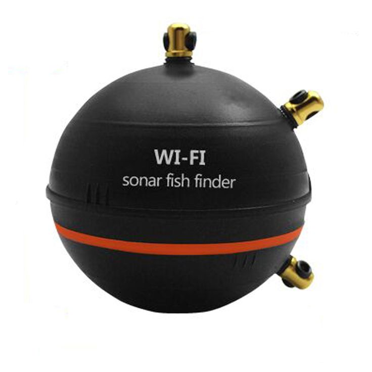WIFI Sonar Fish Finder with WIFI Connection Distance 45meters & Underwater Depth Reach 0.8-40meters & Free Mobile APP Supported //Price: $12176.00 & FREE Shipping //     #hashtag3