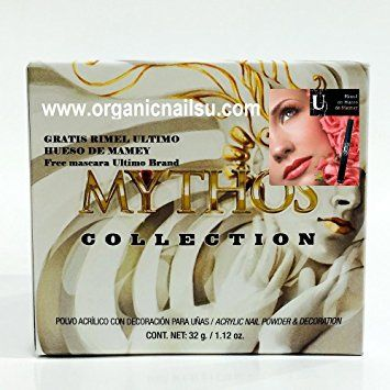 Mythos Collection Organic Nails Review