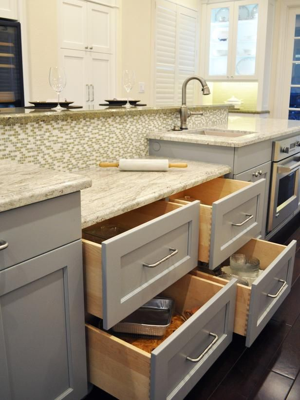 Gourmet kitchen with custom baking station   : Designers' Portfolio : HGTV - Home & Garden Television