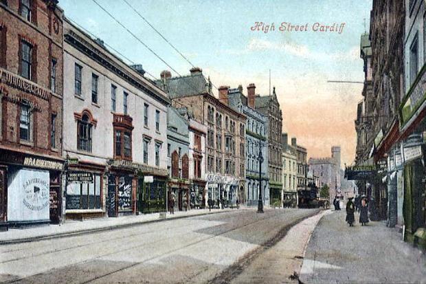 High Street, Cardiff