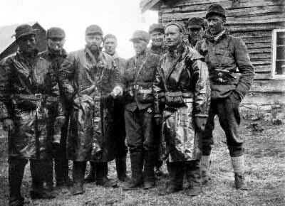 Norwegian Infantry in battle of Narvik 1940