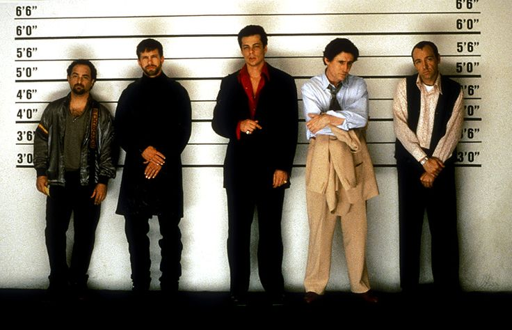 One of my all time favorites - The Usual Suspects