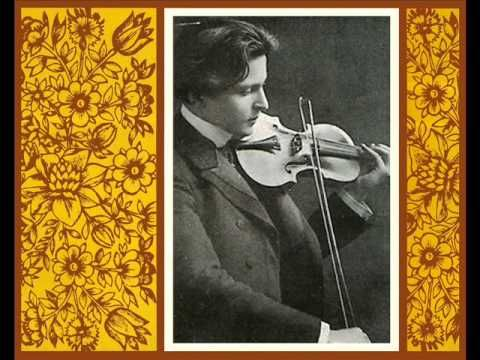 Enescu - Ballad for Violin and Piano