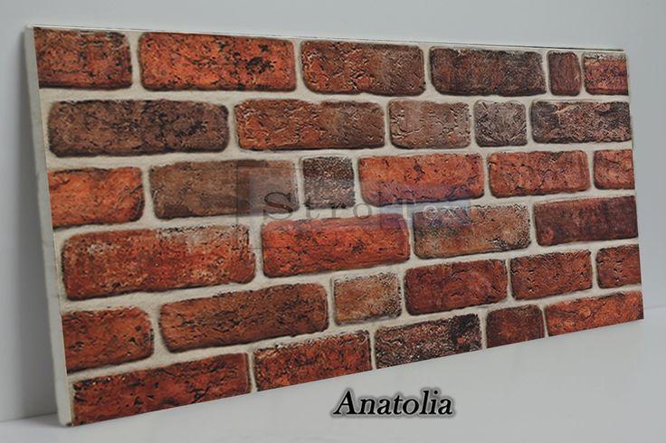 ANATOLIA brick wall panel