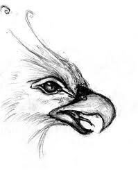 I've finally found it!!! This is what i want the head/face of my phoenix tattoo to look like. It'll be a full phoenix tatto on my thigh.