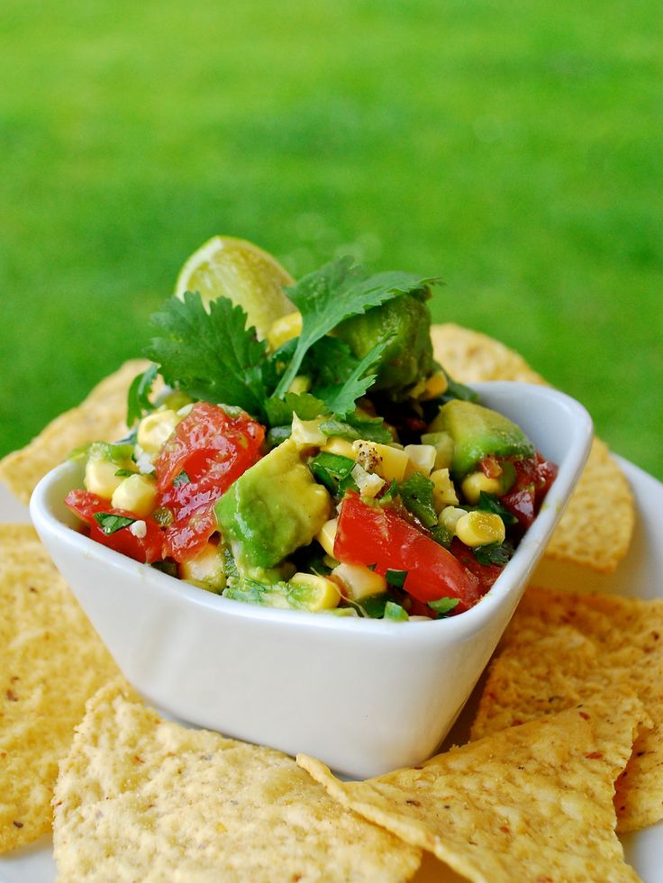 Corn and Avocado Salsa ~ June 2014 Country Kitchen Sweet Corn Recipes ...