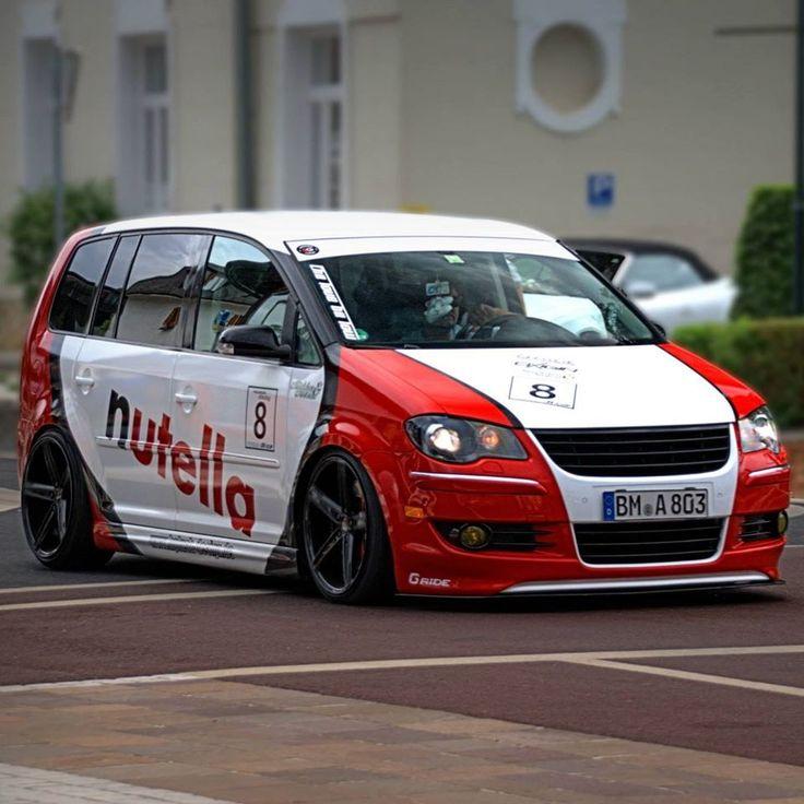 VW Touran Low