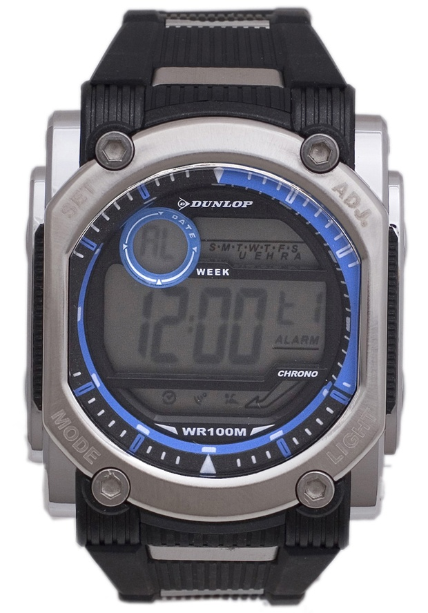 Price:$26.01 #watches Dunlop DUN-78-G03, This Dunlop timepiece is designed for the sporty Men. It's size, ruggedness and multiple functions make it a great value.