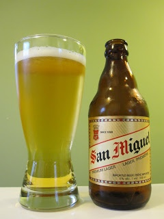 San Miguel is the premier beer of the Philippines and one of my favorites from around the world :)