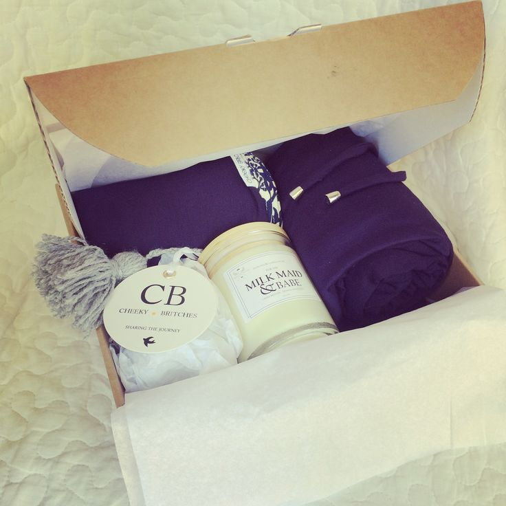 mum + bub gift set for the hospital or at home. bamboo luxurious lounge pant, bunny rug/swaddle + breastfeeding soy candle xx