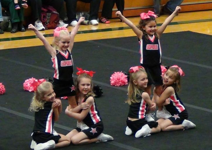 Rec Cheer - Cheer Xpress