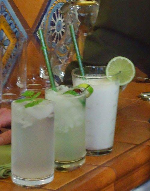 CARB WARS BLOG: VIDEO #2: THREE EZ LIME DRINKS