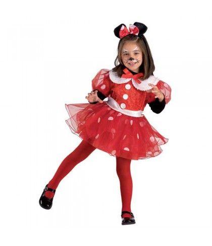 Ποντικούλα Μπαλαρίνα Στολές για μικρά παιδιά