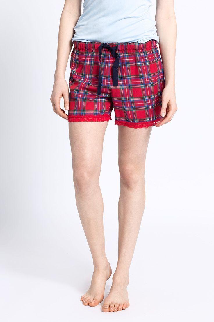 Bielizna Piżamy  - Atlantic - Szorty piżamowe