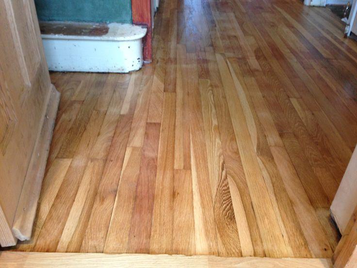 Hall floor restoration LE3