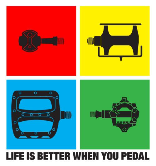 Life Is Better When You Pedal