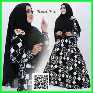 baju-gamis-syari-skuare-mgs35-hitam